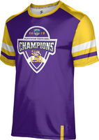 2019 Bowl Game Champions ProSphere Mens Sublimated Tee  Old School Design