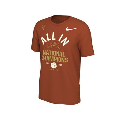 Nike National Champions Cotton Tee