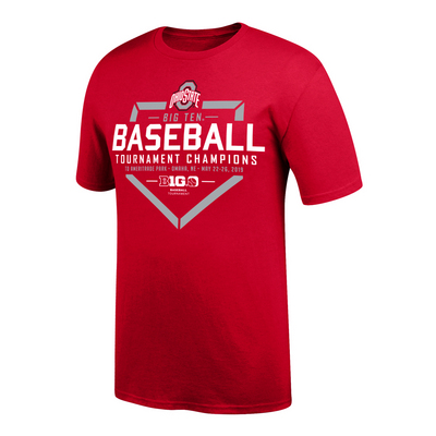 NCAA 2019 Baseball Tournament Champions Tee