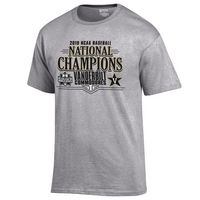 2019 NCAA Baseball National Champions Tee