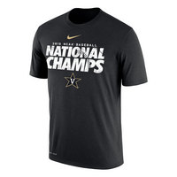 Nike College World Series Champions Tee