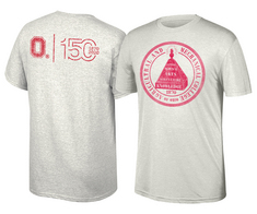 150th Anniversary Heritage Triblend Tee