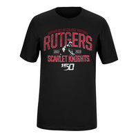 Rutgers 150th Football Anniversary Short Sleeve Shirt
