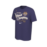 Nike National Champions Celebration T Shirt