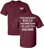 Mississippi State Campus T Shirt