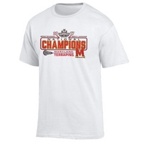 Lacrosse National Champions Tee