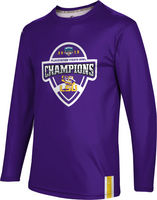2019 Bowl Game Champions ProSphere Mens Sublimated Long Sleeve Tee  Solid Design