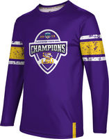 2019 Bowl Game Champions ProSphere Mens Sublimated Long Sleeve Tee  Endzone Design