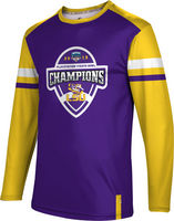 2019 Bowl Game Champions ProSphere Mens Sublimated Long Sleeve Tee  Old School Design