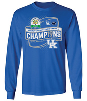 Bowl Champions Long Sleeve Tee