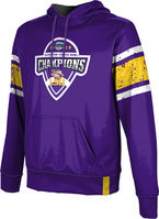 2019 Bowl Game Champions ProSphere Mens Sublimated Hoodie  Endzone Design