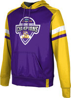 2019 Bowl Game Champions ProSphere Mens Sublimated Hoodie  Old School Design