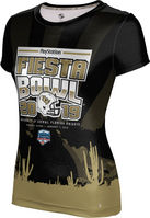 2019 Fiesta Bowl ProSphere Womens Sublimated Tee