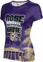 2019 Rose Bowl ProSphere Womens Sublimated Tee  (Online Only)