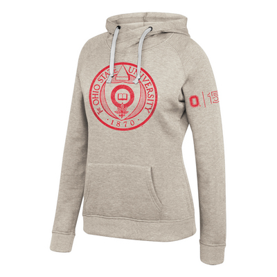 150th Anniversary Triblend Fleece Cross Hoddie