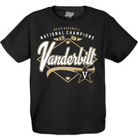 Blue 84 College World Series National Champions Youth Tee