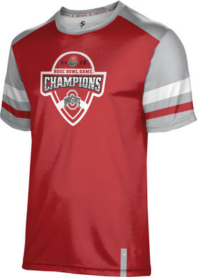 2019 Bowl Game Champions ProSphere Boys Sublimated Tee  Old School  Design (Online Only)