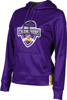 2019 Bowl Game Champions ProSphere Girls Sublimated Hoodie  Solid Design