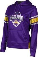 2019 Bowl Game Champions ProSphere Girls Sublimated Hoodie  Endzone Design