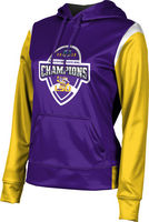 2019 Bowl Game Champions ProSphere Girls Sublimated Hoodie  Tailgate Design