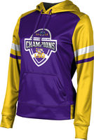 2019 Bowl Game Champions ProSphere Girls Sublimated Hoodie  Old School Design