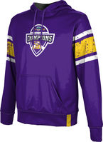 2019 Bowl Game Champions ProSphere Boys Sublimated Hoodie  Endzone Design