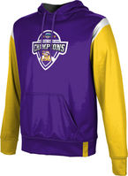 2019 Bowl Game Champions ProSphere Boys Sublimated Hoodie  Tailgate Design