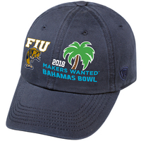 Top of the World Bahamas Bowl Hat