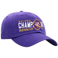 Top of the World National Champions Adjustable Hat