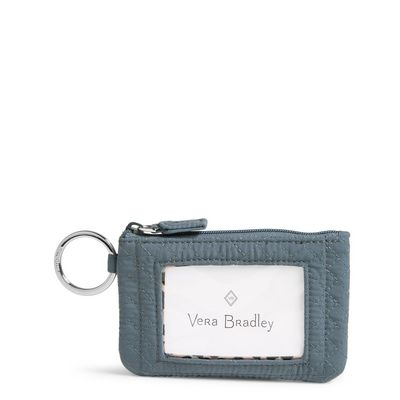 B&N at Emory Bookstore - Vera Bradley Iconic Zip ID Case Charcoal