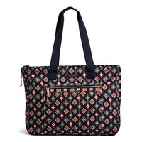 Vera Bradley Lighten Up Expandable Tote Mini Medallions