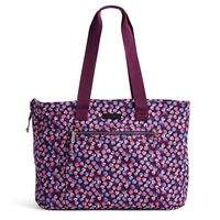 Vera Bradley Lighten Up Expandable Tote Berry Burst