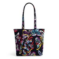 Vera Bradley Iconic Tote Bag Butterfly Flutter