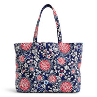 Grand Tote  Red
