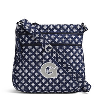 Vera Bradley Georgetown University Triple Zip Hipster