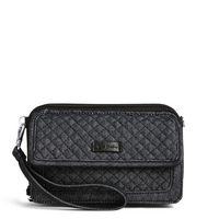 Vera Bradley Iconic RFID All In One Crossboby