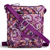 Vera Bradley Iconic RFID Mini Hipster Dream Tapestry