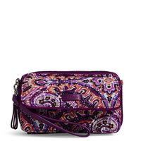 Vera Bradley Iconic RFID All in One Crossbody Dream Tapestry