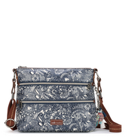 SakrootsBasic Crossbody Navy Spirit Desert