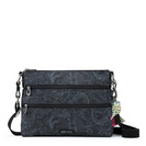 Sakroots Basic Crossbody Black