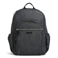 Vera Bradley Iconic Campus Backpack Denim Navy