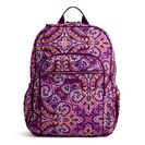 Vera Bradley Iconic Campus Backpack Dream Tapestry