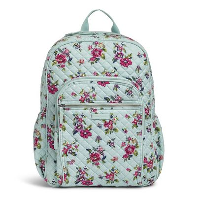4fdaaf0c149c Kean University Bookstore - Vera Bradley Iconic Campus Backpack Water  Bouquet