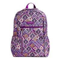 Vera Bradley Lighten Up Study Hall Backpack Dream Diamonds