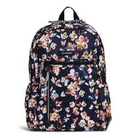 Vera Bradley Lighten Up Study Hall Backpack Cut Vines