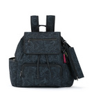 Sakroots Fleetwood Backpack Black Tonal Spirit Desert
