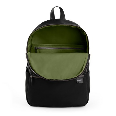 Poppin Backpack, Black  Olive