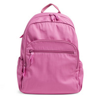 Vera Bradley Campus Backpack Rich Orchid