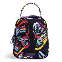 Vera Bradley Iconic Lunch Bunch Butterfly Flutter