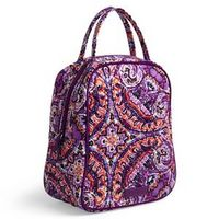 Vera Bradley Iconic Lunch Bunch Dream Tapestry